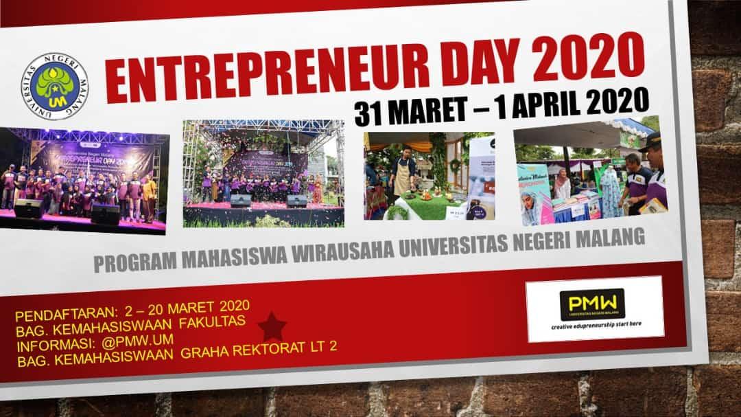 Entrepreneur Day UM 2020