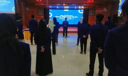 Pelantikan KPU Fakultas Sastra UM [1 Des 2020]