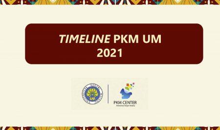 TIMELINE PKM UM 2021