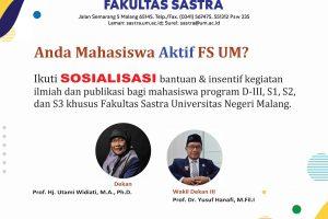 Sosialisasi Bantuan Mahasiswa v2